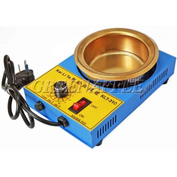 Kailite-KLT-310-Solder-Pot-Melting-Stannum-Tin-Furnace-For-Iron-Solder-300W