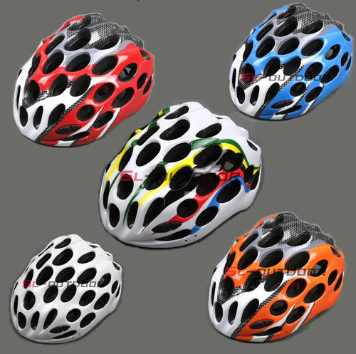New-Sports-Cycling-Bike-Safety-Bicycle-Honeycomb-Type-41-Holes-Adult-Helmets