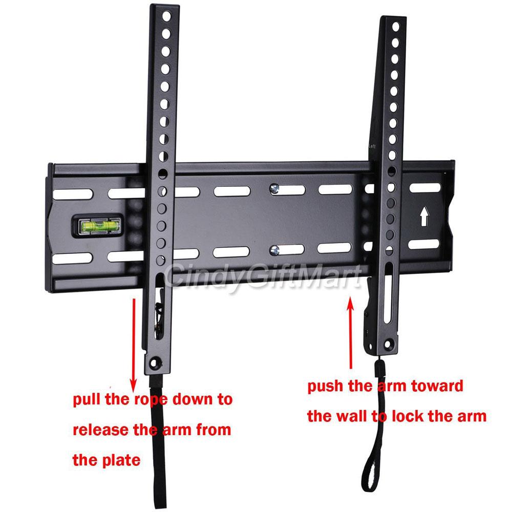 Flat Tv Wall Mount For Vizio Samsung Sharp Lg 32 Quot 39 40 42