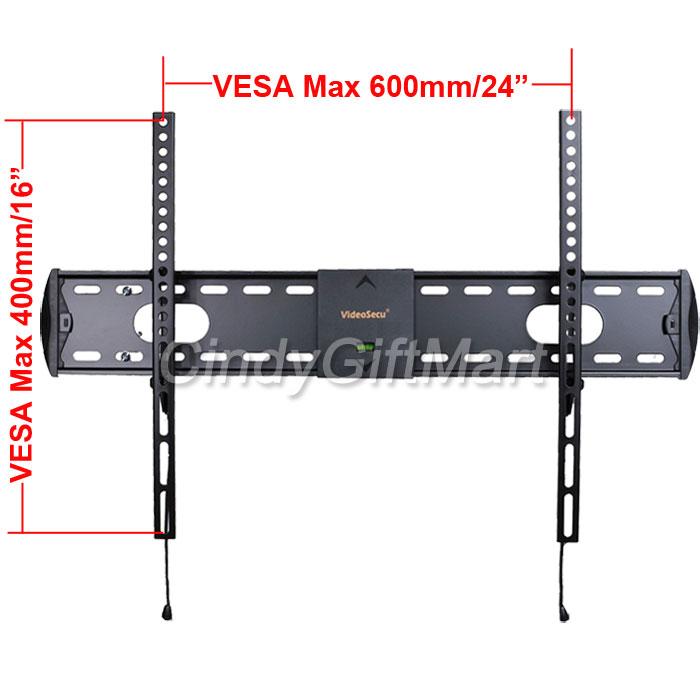 Tilt Tv Wall Mount Bracket For Rca Lg 32 37 40 42 46 47 50