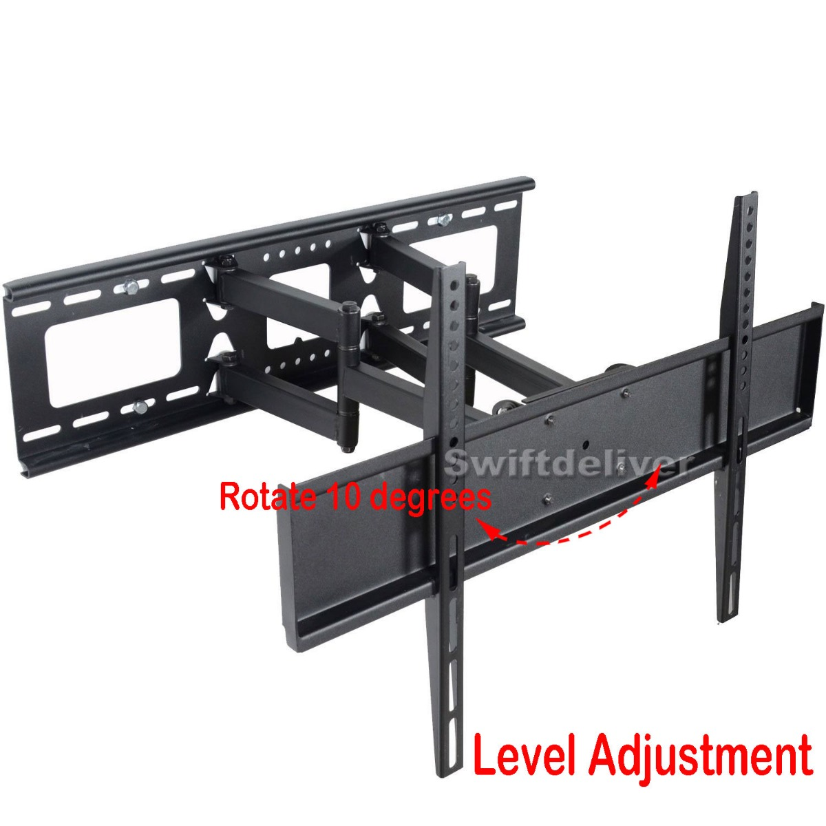 Articulating Tv Wall Mount For Samsung Vizio 32 65 Lcd
