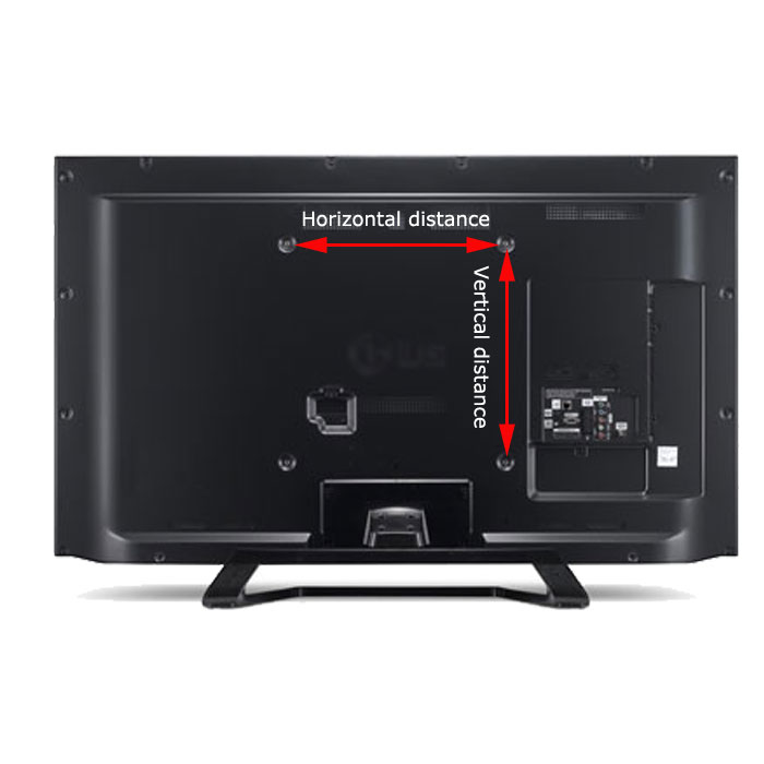 Tv Wall Mount Bracket For Vizio Samsung Sharp Lg Sony 32