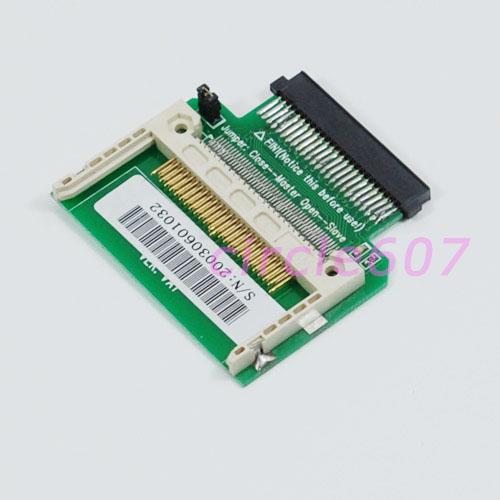 Compact Flash IDE или SATA