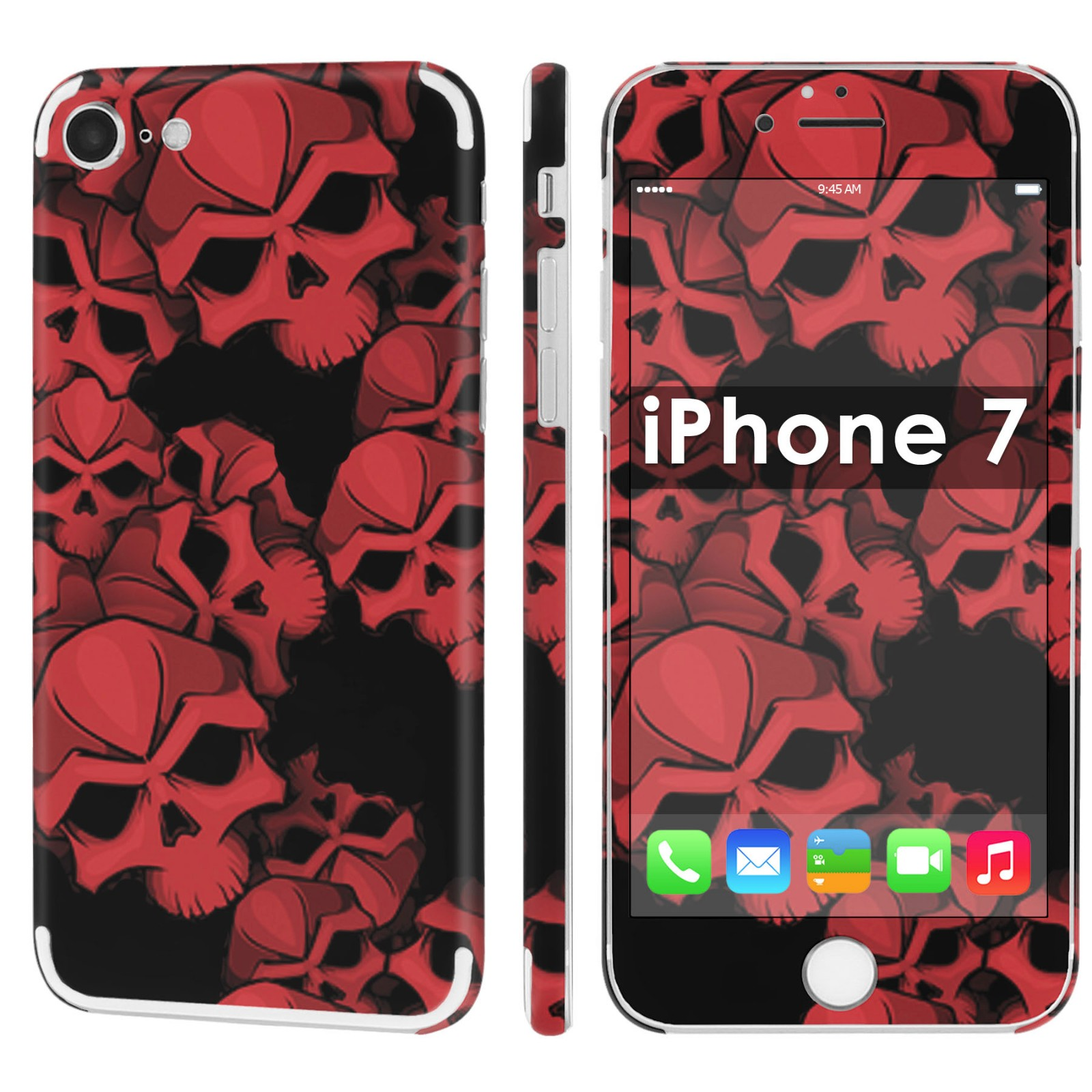 Iphone Wallpaper Enlarges: For IPhone 7/8 Decal Mania Skin Sticker [Matching