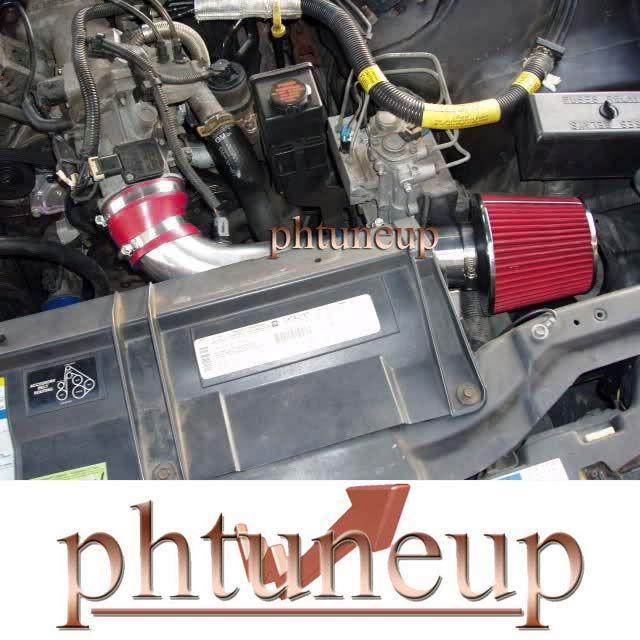 1998 2002 Chevy Camaro Firebird 3 8L V6 Air Intake Kit
