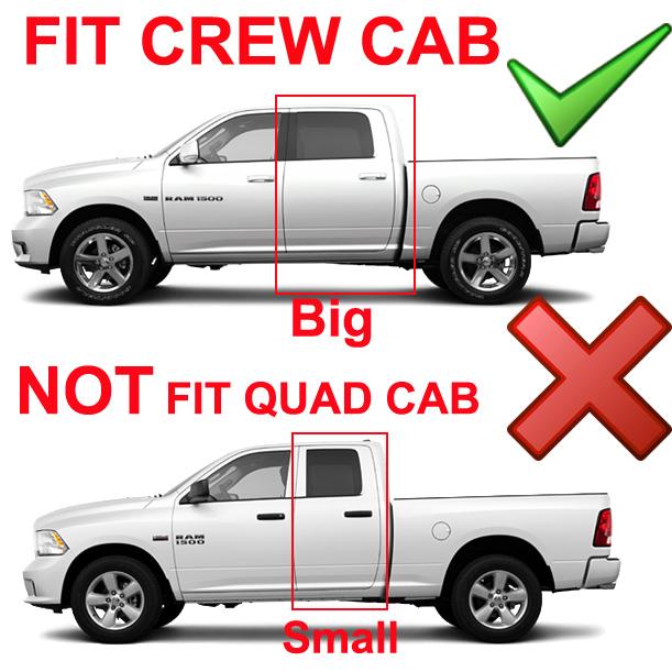2009 Dodge Ram 3500 Quad Cab Camshaft: 2012 Dodge Ram 2500 Crew Cab Nerf Bars Side Steps Rails