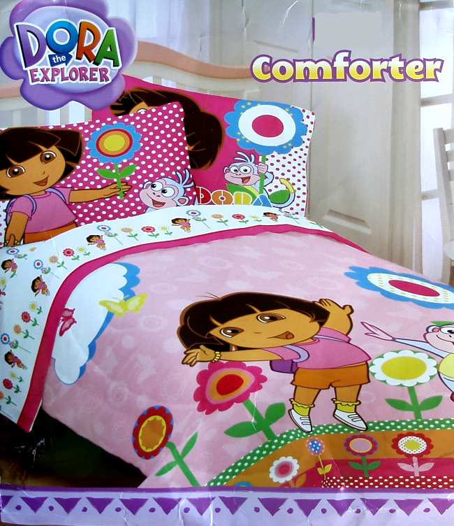 Dora Bed In A Bag Twin