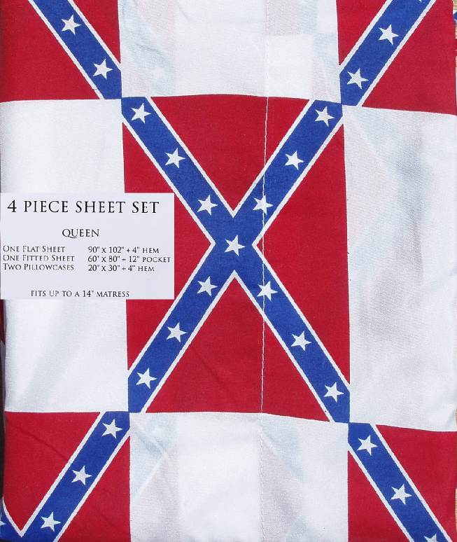 Rebel Flag Bed Set 28 Images Confederate Bedding
