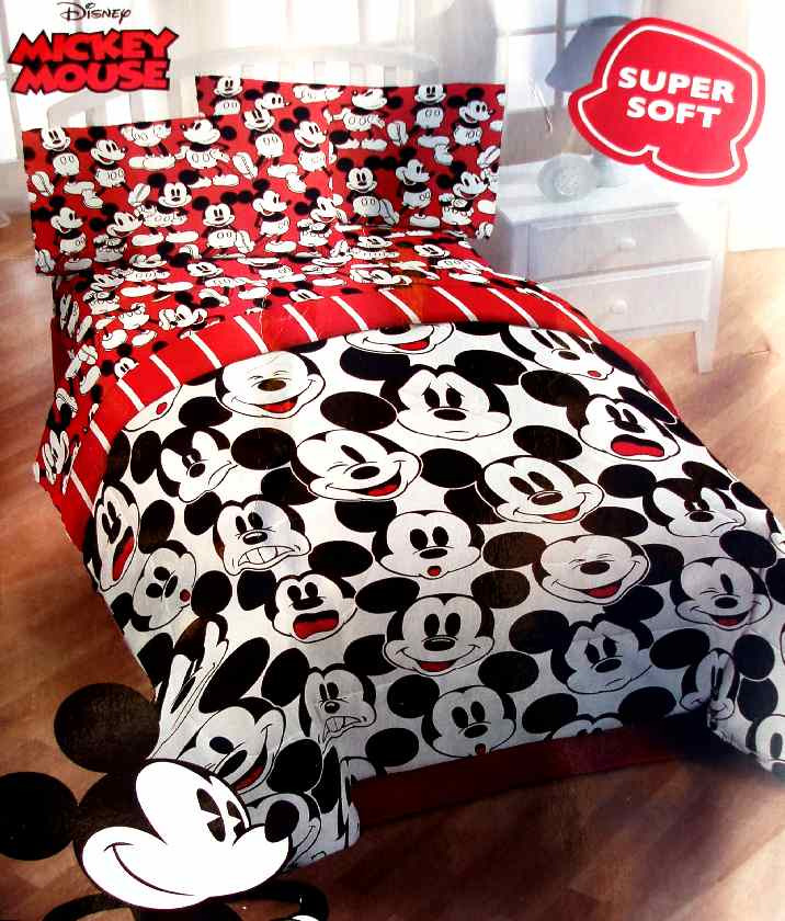 Mickey mouse bedding twin mickey mouse bedding full mickey mouse