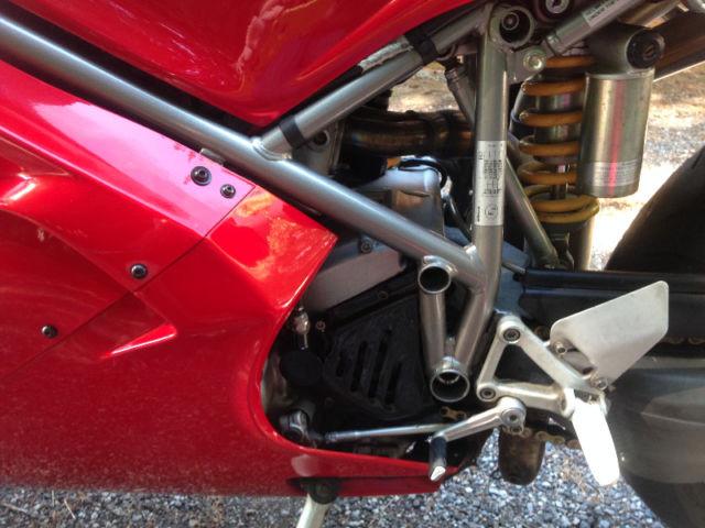 Ducati Leak Down Test