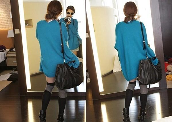 Модная корейская сумка чёрного.