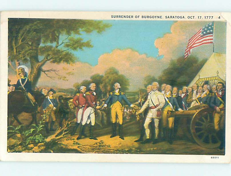 the importance of the battle of saratoga to the revolutionary war