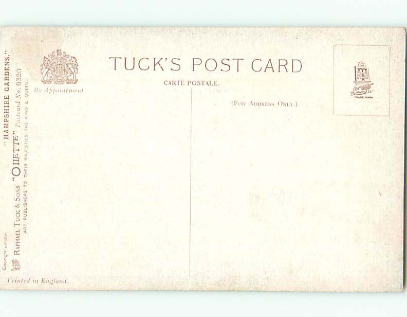 Unused Divided-Back Tuck POSTCARD FROM Christchurch In Uk HM5550