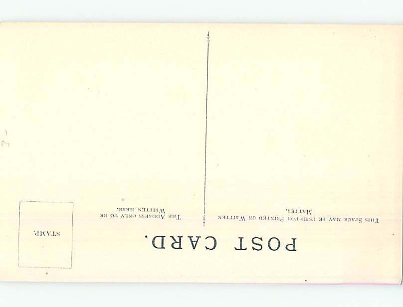 Divided-Back POSTCARD OF CHELSEA VASE AT MUSEUM London England Uk hn6439