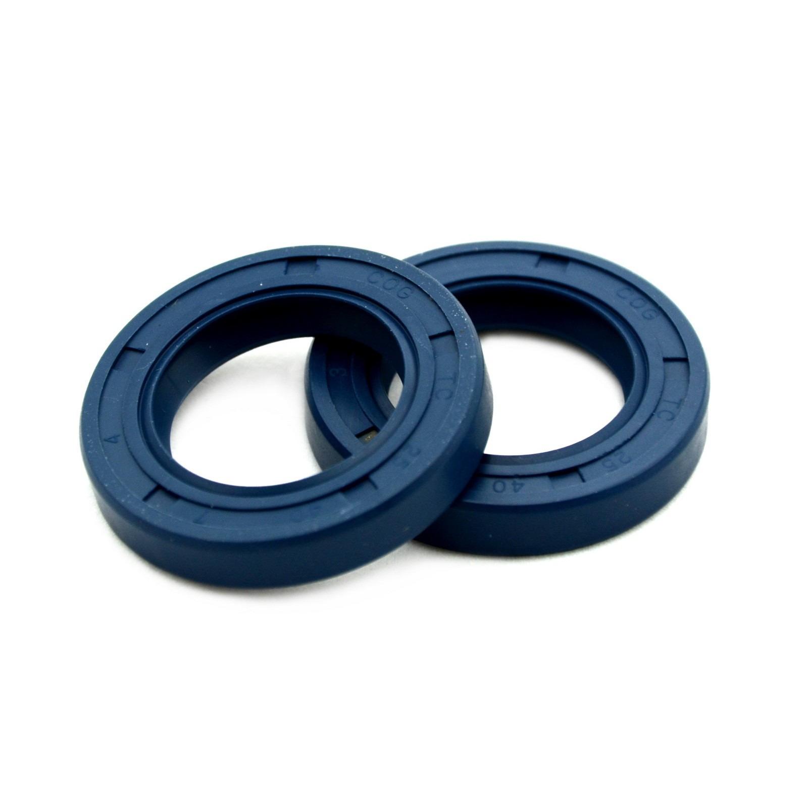 Set of shaft oil seal rubber mm