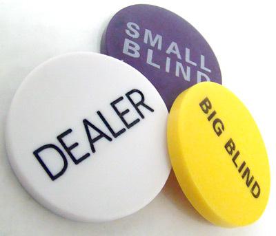 poker dealer small blind big blind