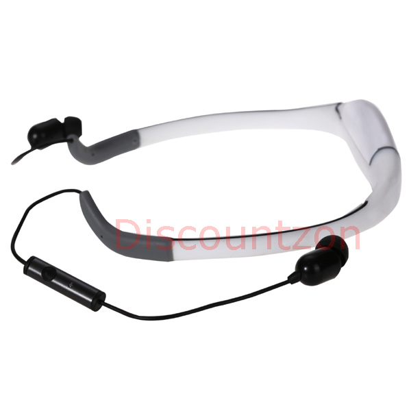 waterproof bluetooth headset headphone mic for swimming iphone samsung galaxy s ebay. Black Bedroom Furniture Sets. Home Design Ideas