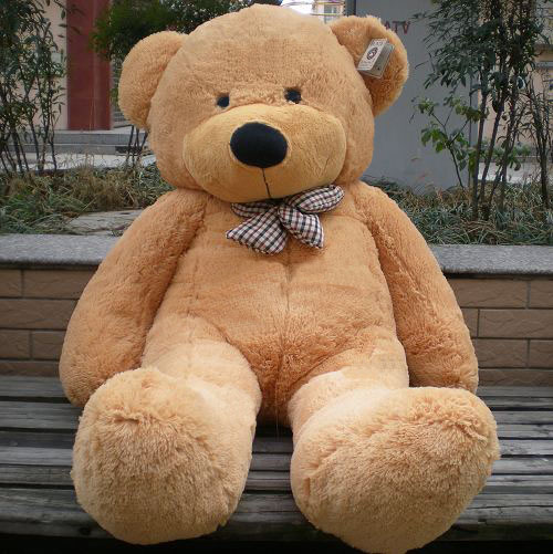Big giant teddy Bear  Giant Stuffed Bear