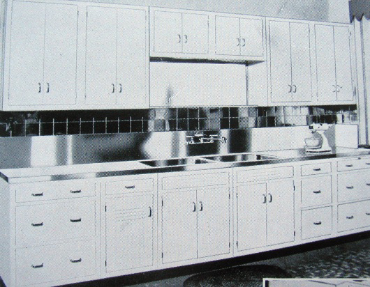 1939 acme metal kitchen catalog cabinets sinks tables for Acme kitchen cabinets