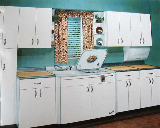 1951 Youngstown Kitchens Catalog Home Design Decoration