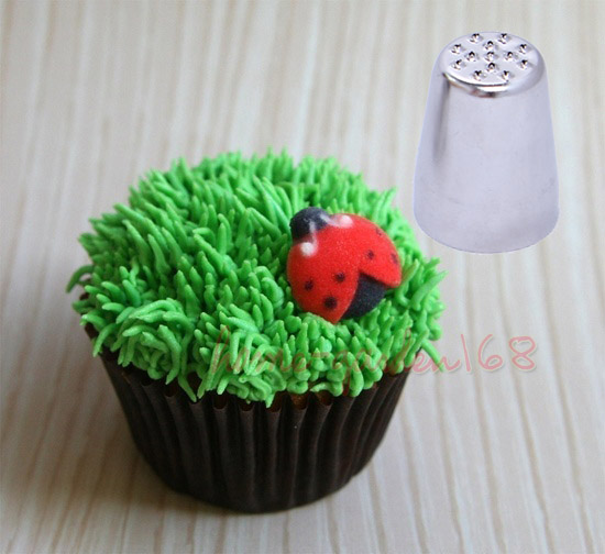 Various Icing Piping Nozzle Pastry Tips Bag Fondant Cake ...