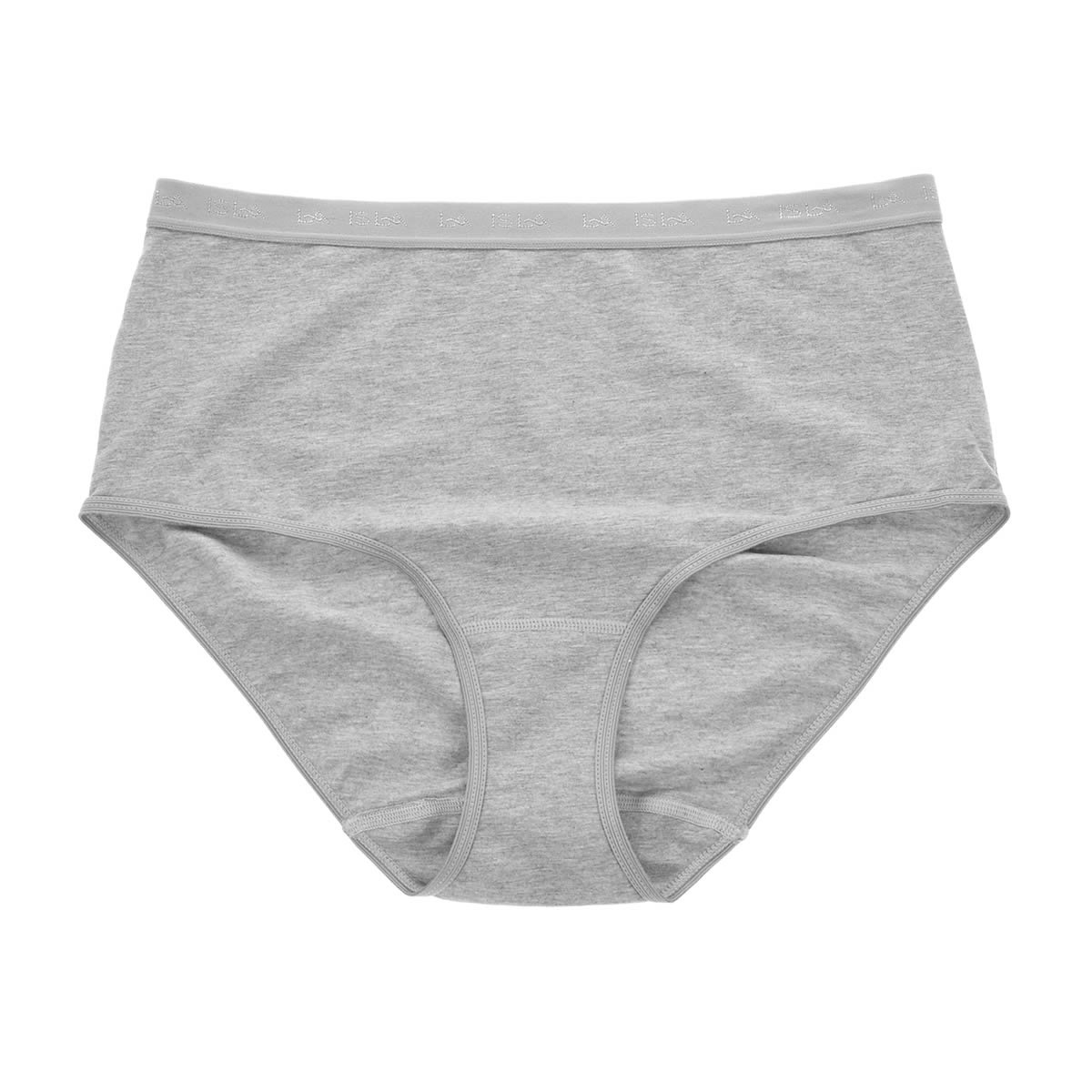 Women-039-s-Cotton-Light-Control-High-Waist-Plus-Size-Full-Brief-Panties