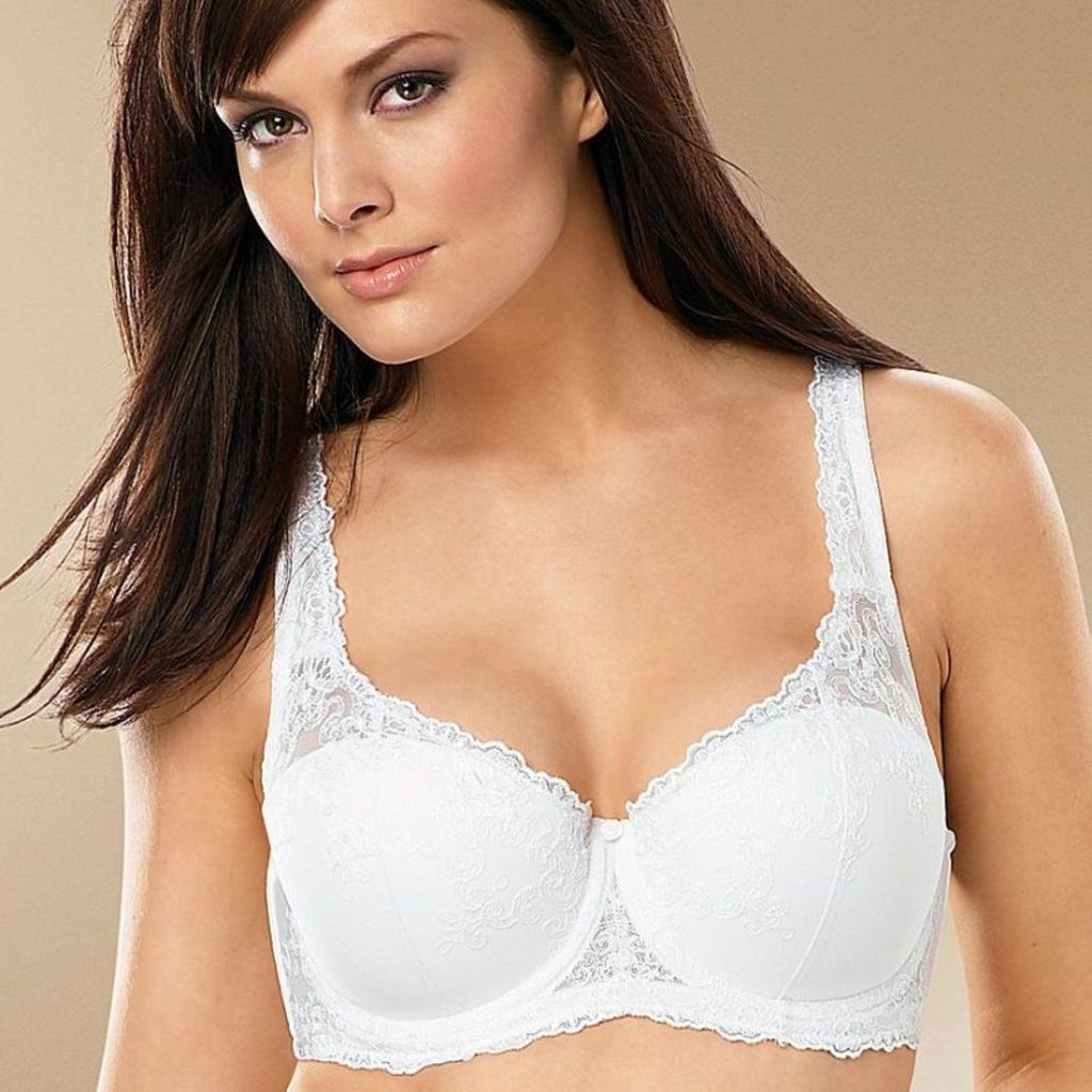 NWT-D171A-Ambrielle-U-W-Embroidered-Balconette-Lace-Bra-White-AU-20C-US-42C