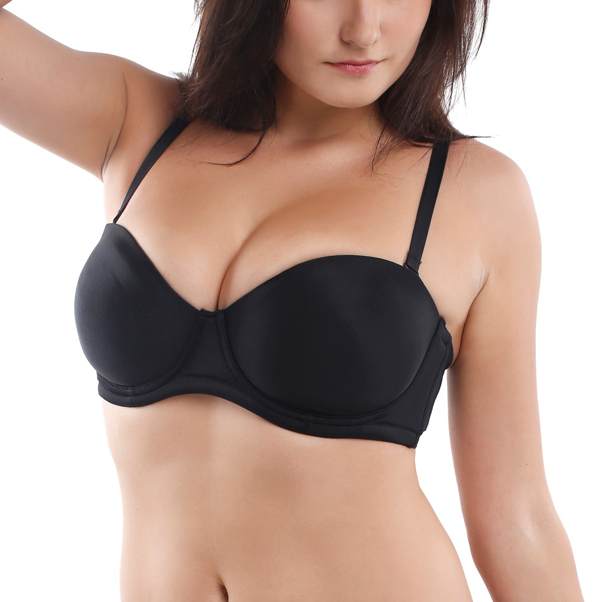 Smooth-Multiway-Strapless-Convertible-Contour-Bra-12-14-16-18-20-22-B-C-D-DD-E