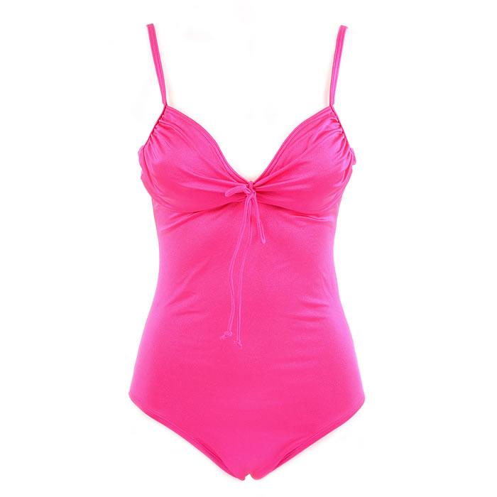 LT071-Cute-One-Piece-Swimsuit-Swimwear-Beachwear-22-Colors-4-6-8-10-12-XS-S-M-L