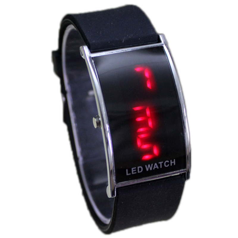 Fashion-Mens-Lady-Red-LED-Watch-Digital-Sport-Date-Gift-New