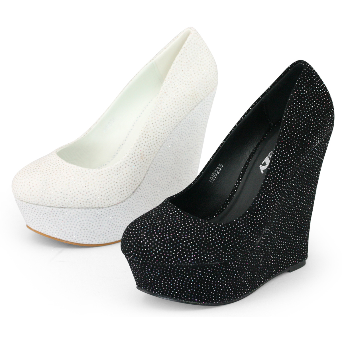 Prom Shoes Wedges