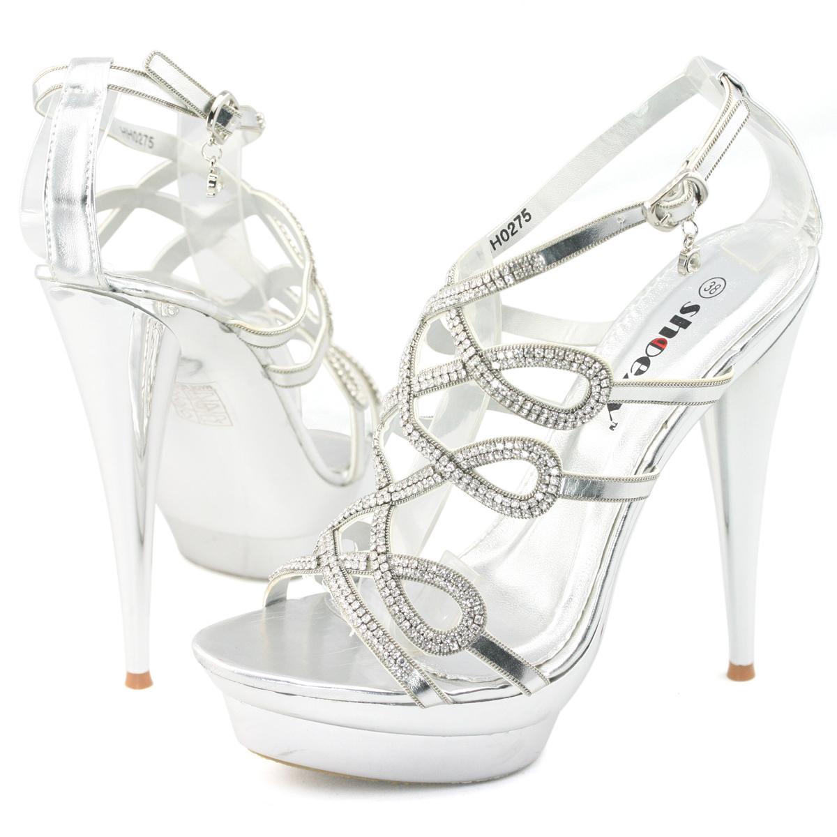 womens silver gold white comfort flats sandals lace pumps