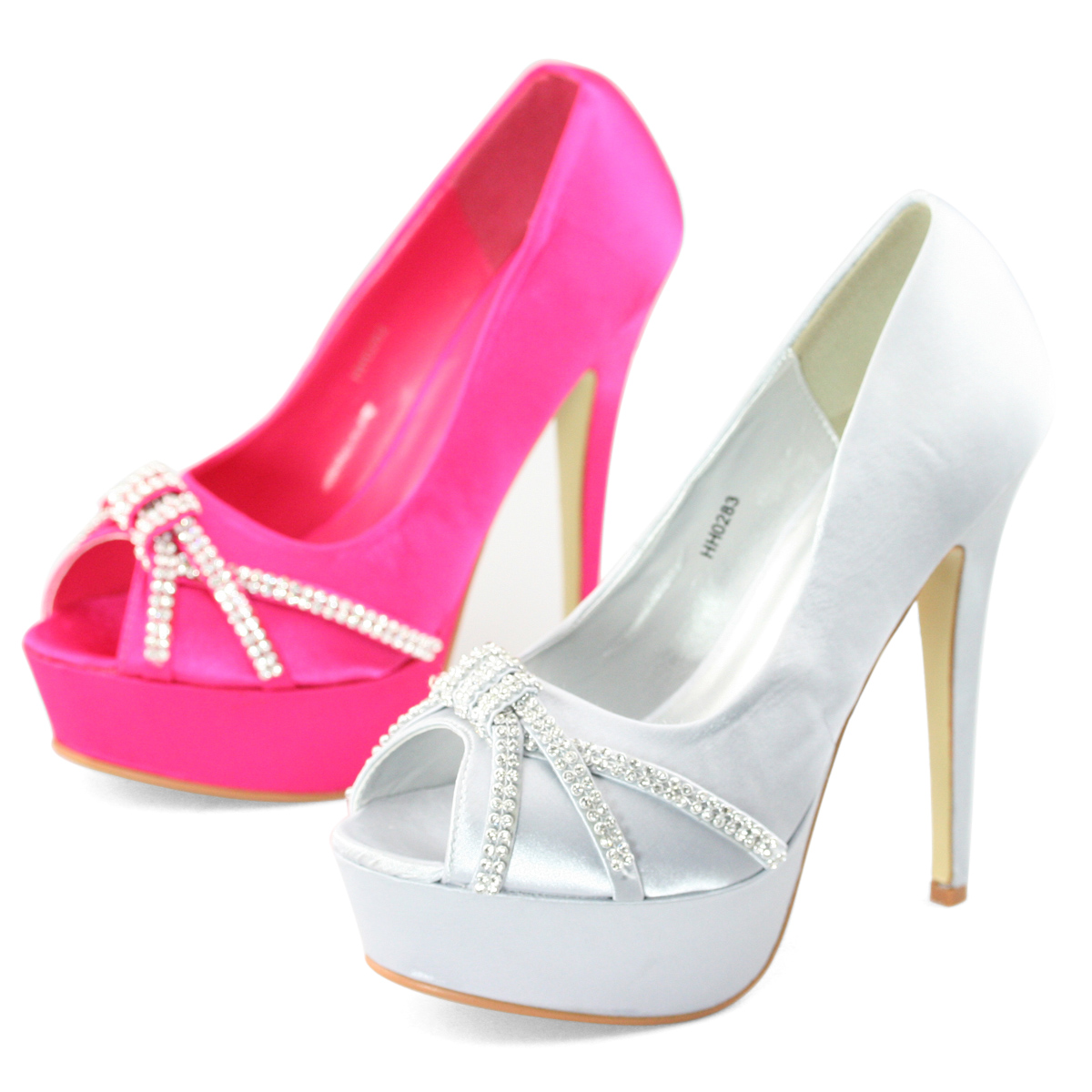 Cool Shoezy Womens Platform Pumps Wedding Bridesmaid Party Dress High Heels Shoes Ebay With Pink For