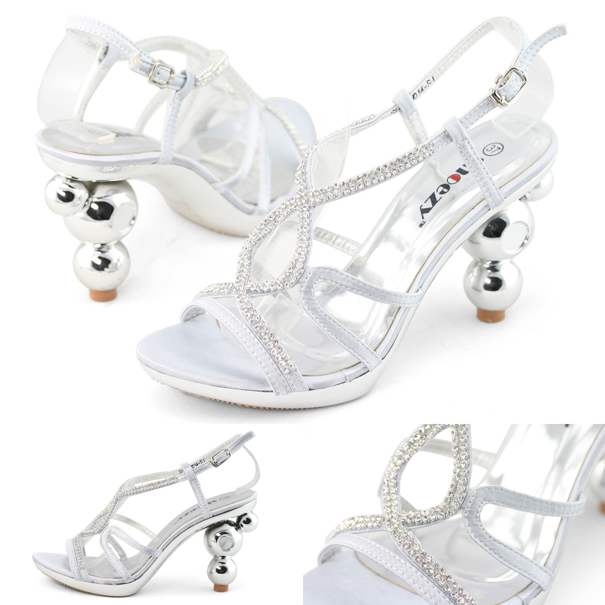 SHOEZY-Womens-Strappy-Diamante-Platform-Pumps-Block-Wedges-High-Heels-Shoes