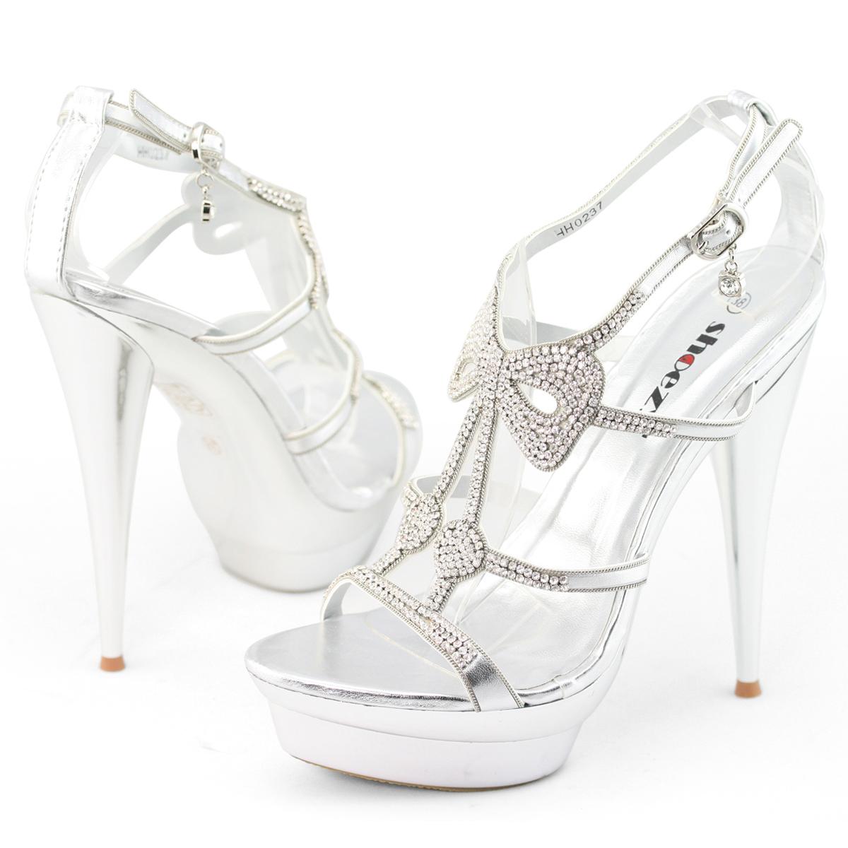 Designer Womens Silver...