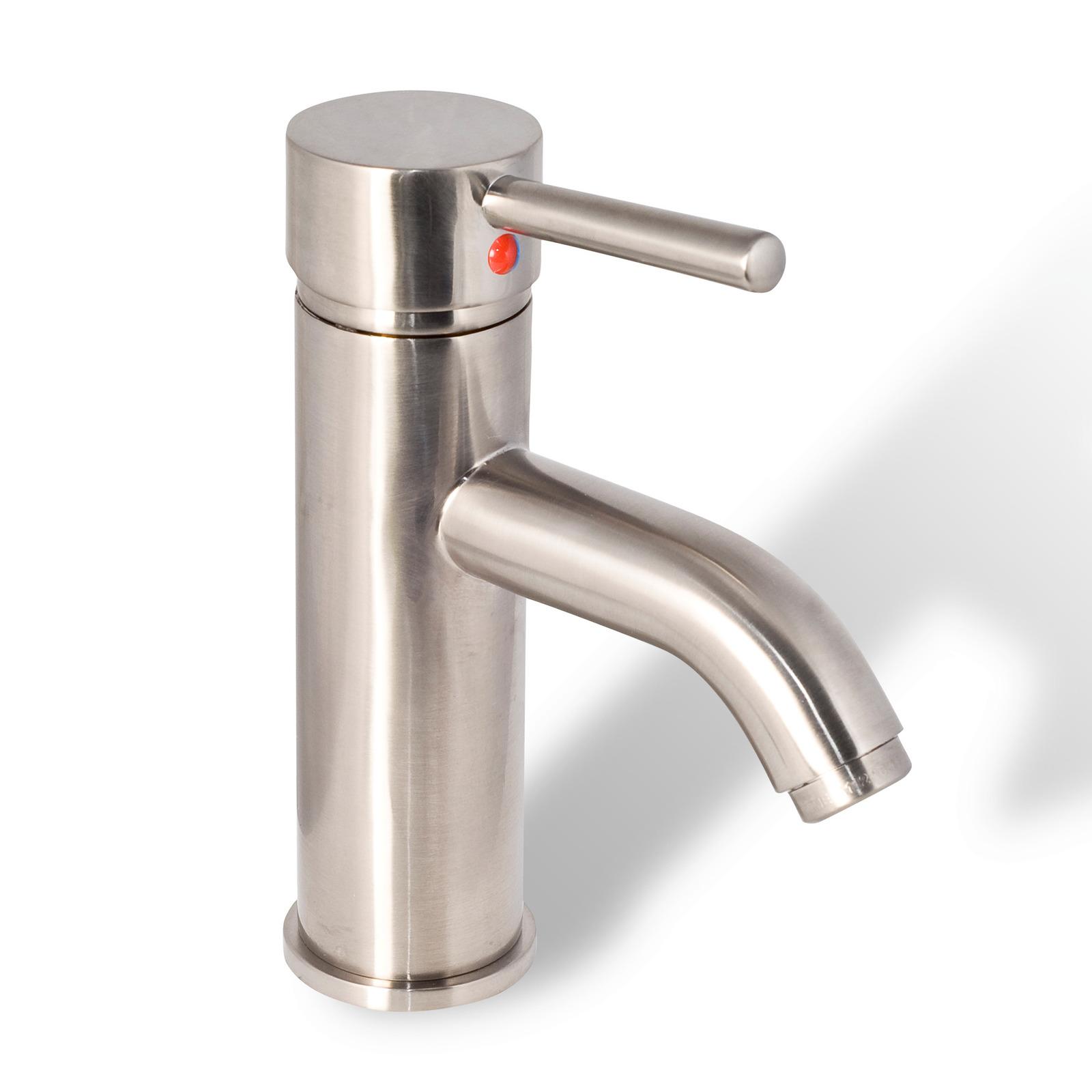 ... Bathroom Vessel Vanity Sink Lavatory Faucet Brushed Nickel New eBay