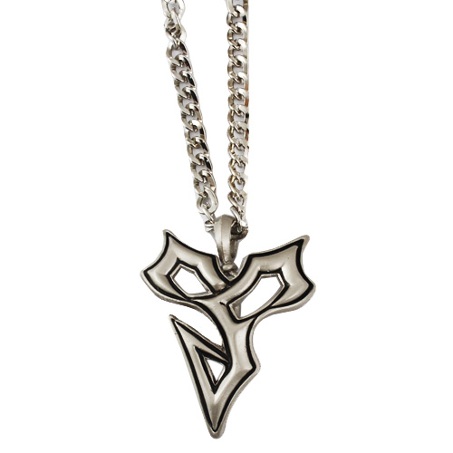 NEW-Final-Fantasy-X-10-FF10-Necklace-Pendant-Metal-Necklace-Cosplay