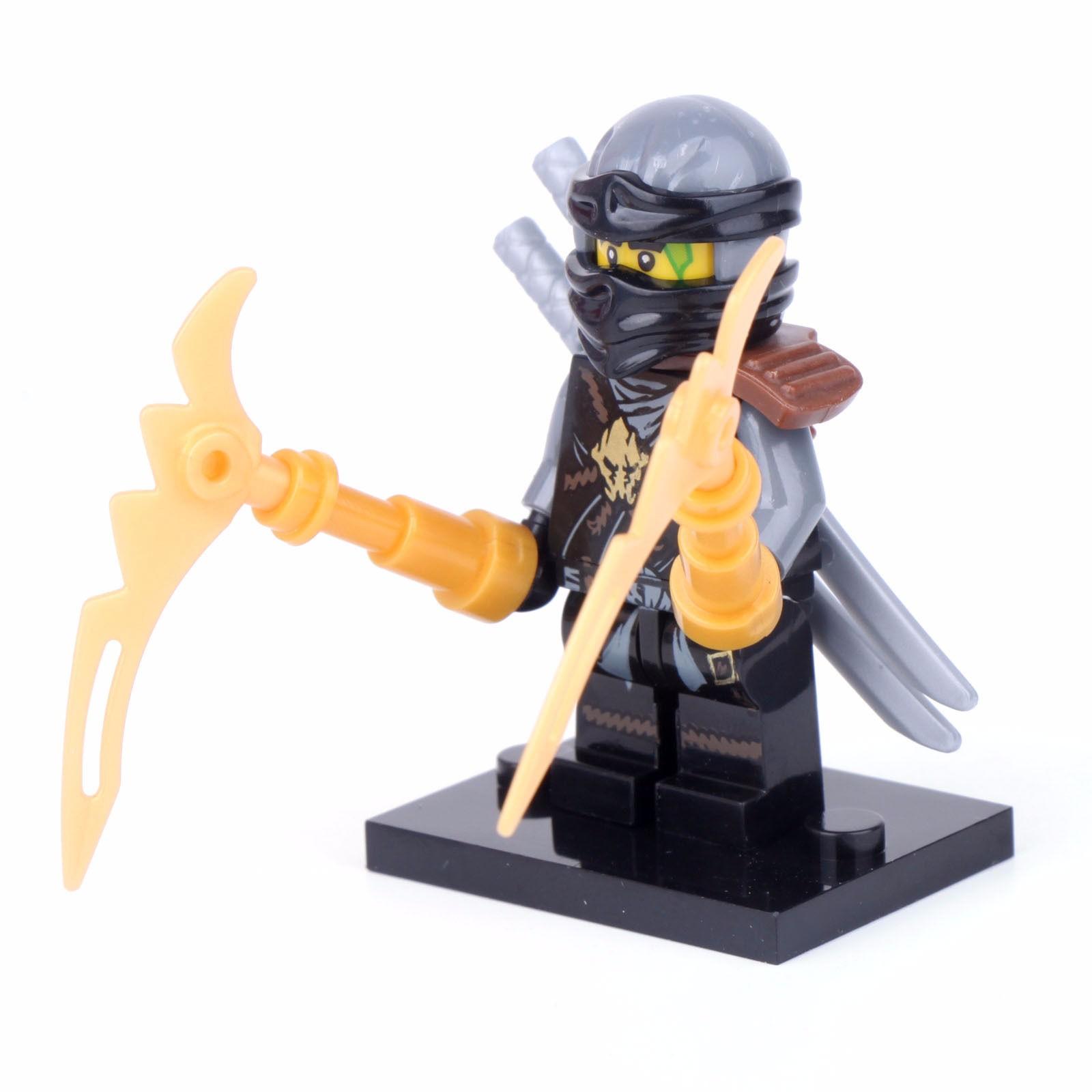 Lego Ninja Toys : Pcs minifigures ninjago ninja jay cole nya lloyd kai zane
