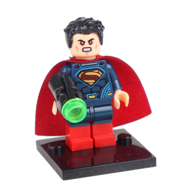 32 sets minifigure super hero avengers batman spiderman - Spiderman batman lego ...