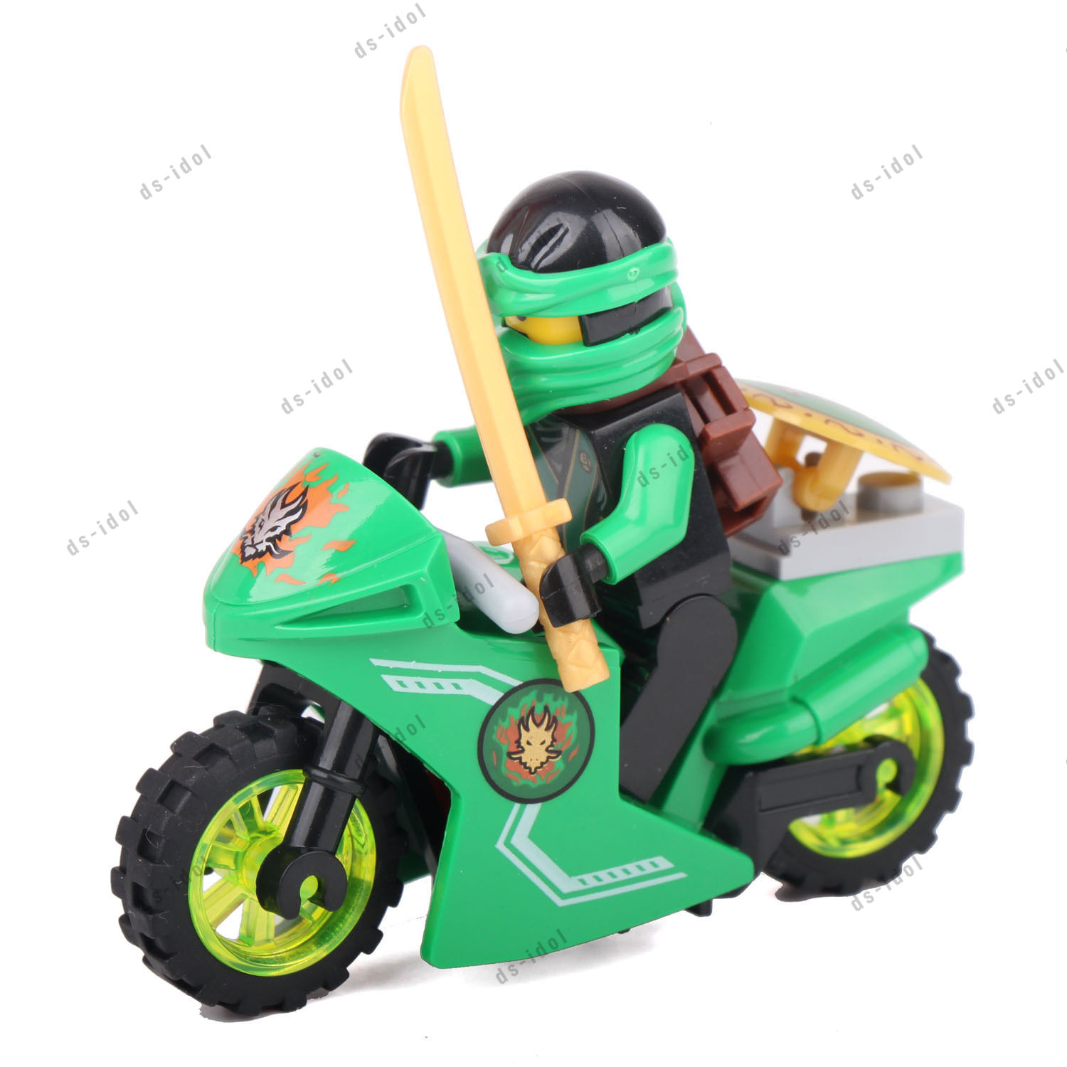 How To Build A Lego Motorcycle Ebay