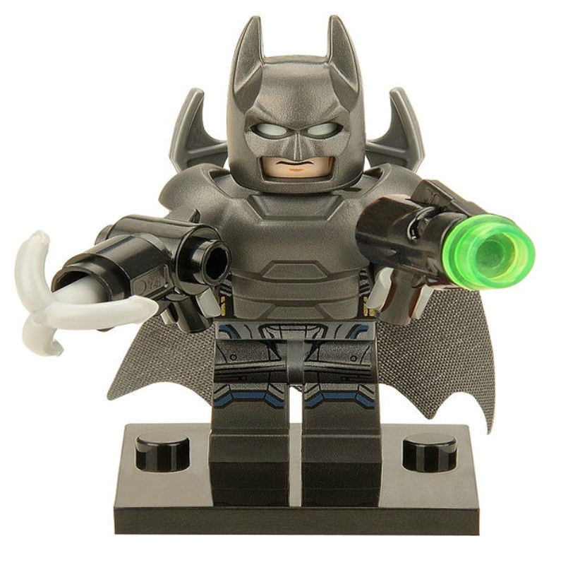 16 sets mini figure super hero avengers batman spiderman - Spiderman batman lego ...
