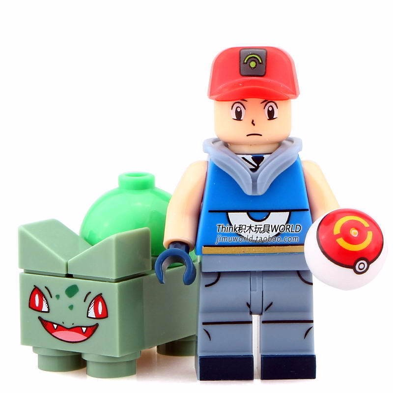 mini lego pokemon instructions