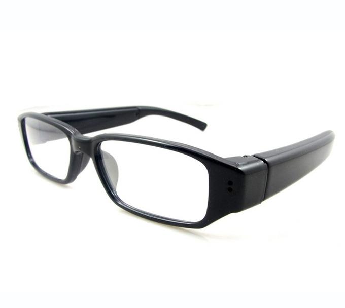 Camera Hidden Digital Eyewear Spy Glasses Cam DV DVR Video ...