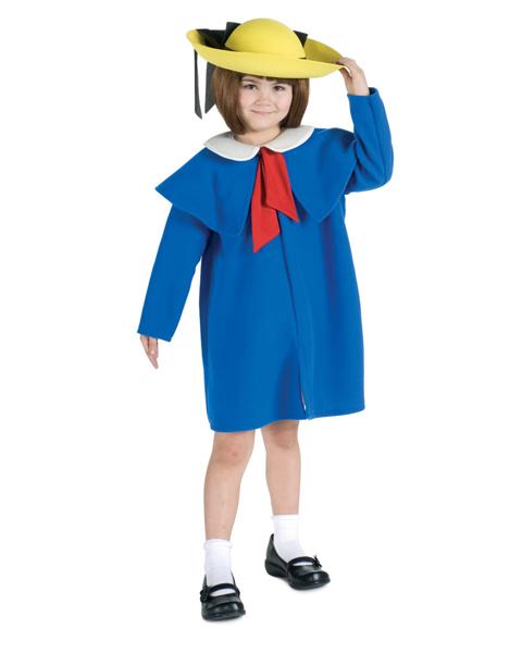 Madeline Halloween Costume Child Size 2 4 New