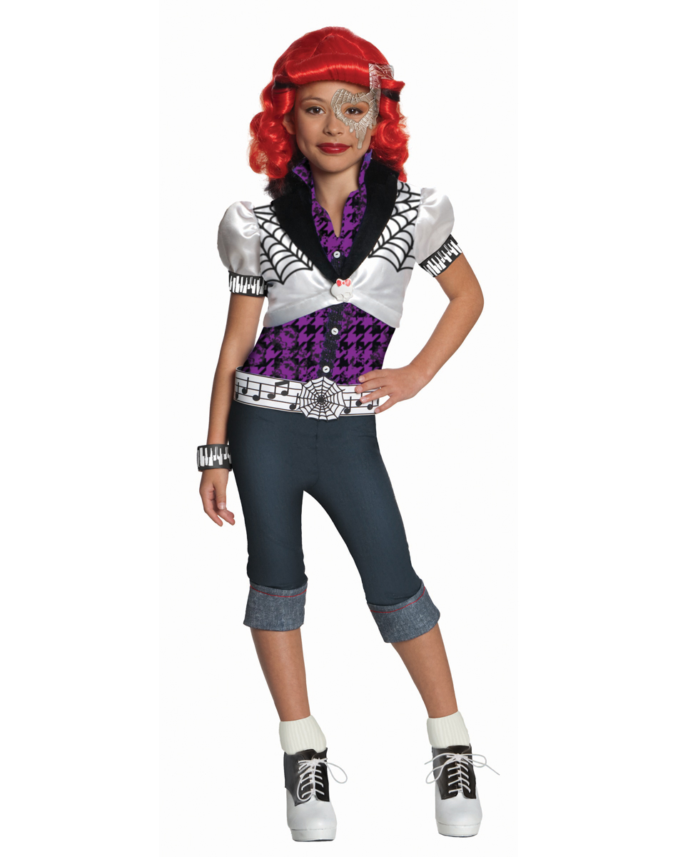 rubies monster high operetta deluxe halloween costume small 4 6 new ebay - Halloween Costume Monster