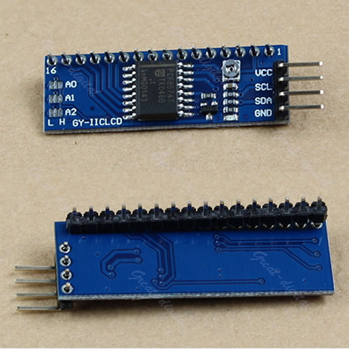 New-IIC-I2C-Serial-Interface-Board-Module-For-Arduino-1602-LCD-Display-5V