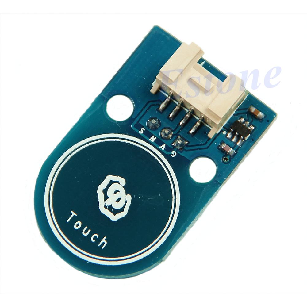 New electronic brick touch pad button switch sensor module