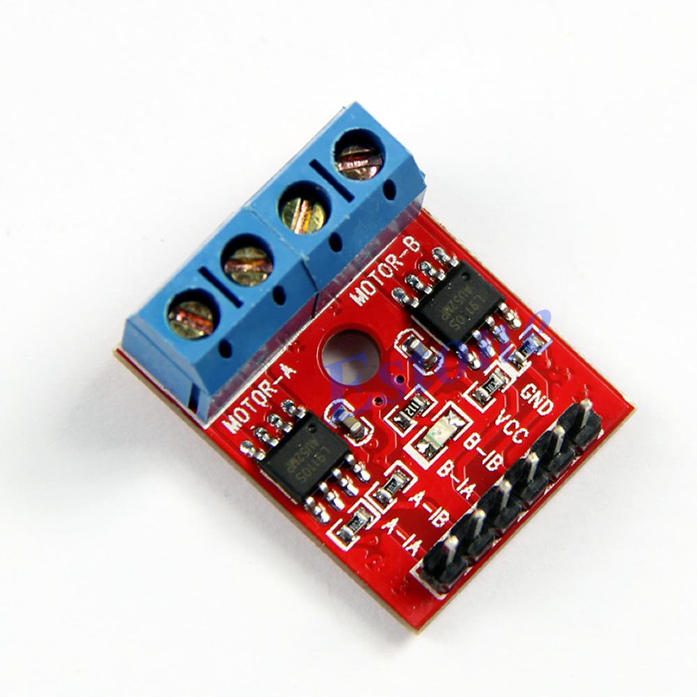L9110s H Bridge Dual Dc Stepper Motor Driver Controller Board For Arduino New Ebay