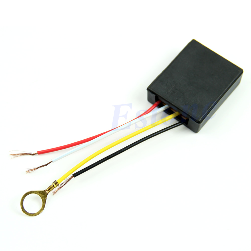 Table Light Switch : Table light parts on off way touch control sensor bulb
