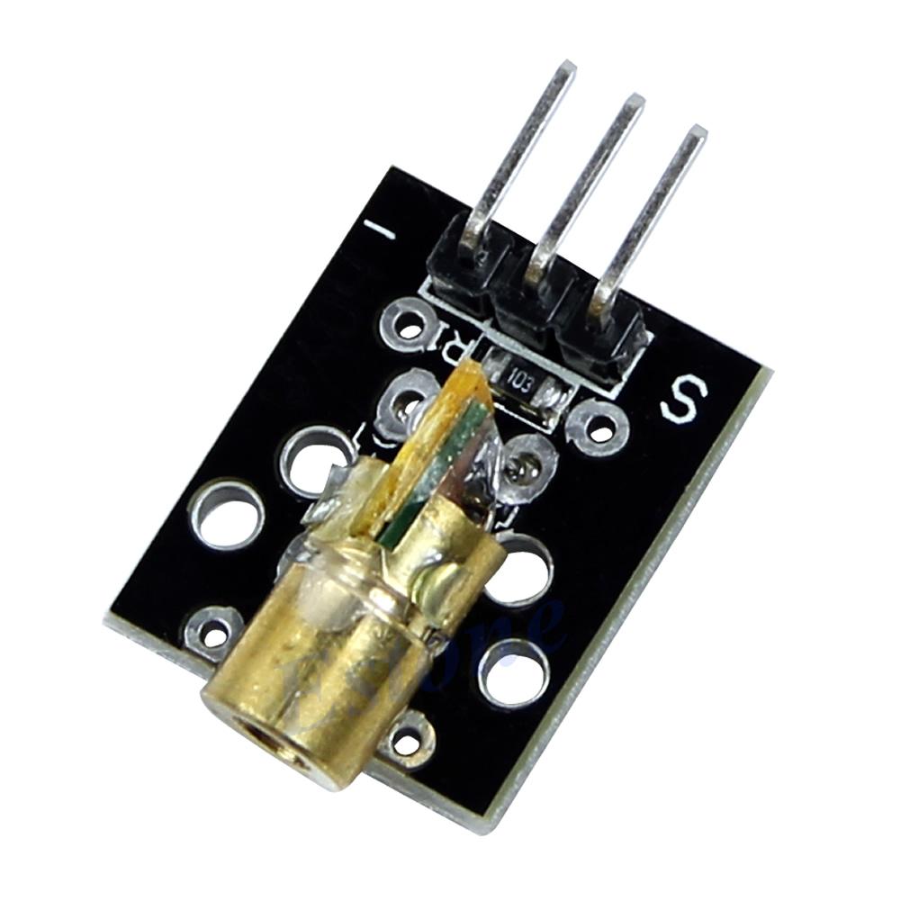 Pc new laser transmitter sensor module for arduino ebay
